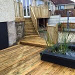 Timber Decking Projects from 2016