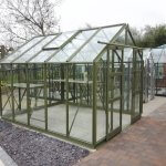 The Ultimate Heavy-duty Greenhouse, the Titan, for the serious gardening enthusiast!