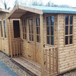 Shed sales boom as homeowners can't afford to move!