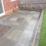 KANDLA GREY INDIAN PAVING COLOUR GUIDE
