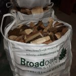 Bulk Bags of Ready-to-Burn Seasoned Hardwood Logs – Great Value, Premium Quality!