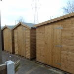 Notice of price increase on Broadoak Sheds, Summerhouses and Leisure Buildings