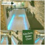 A stunning kitchen revamp by Broadoak kitchens