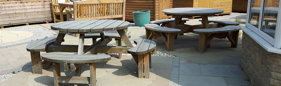 Wood Garden Furniture