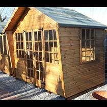 Large Wooden Summerhouse