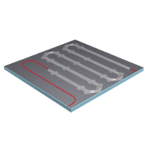Underfloor loose wire system