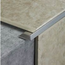 Metal tile trims