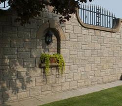 Pre-Cast Concrete Edging & Walling