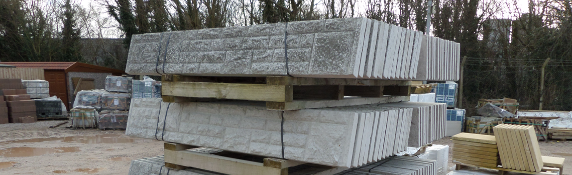 Concrete Posts and Panels