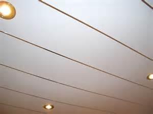 Ceiling panel (2.7m x 25cm)