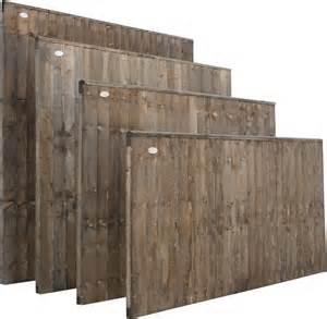 Closeboard fence panel