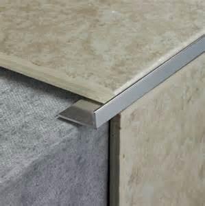 Metal tile trims