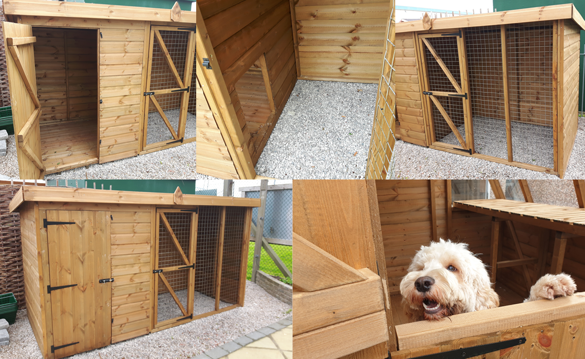 Kennels and Pet Houses
